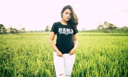 Womens Bamboo Tshirts by Baki Clothing Company