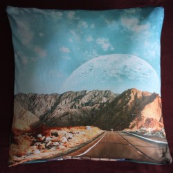 Custom Sublimated Pillow Covers by Baki Clothing Company
