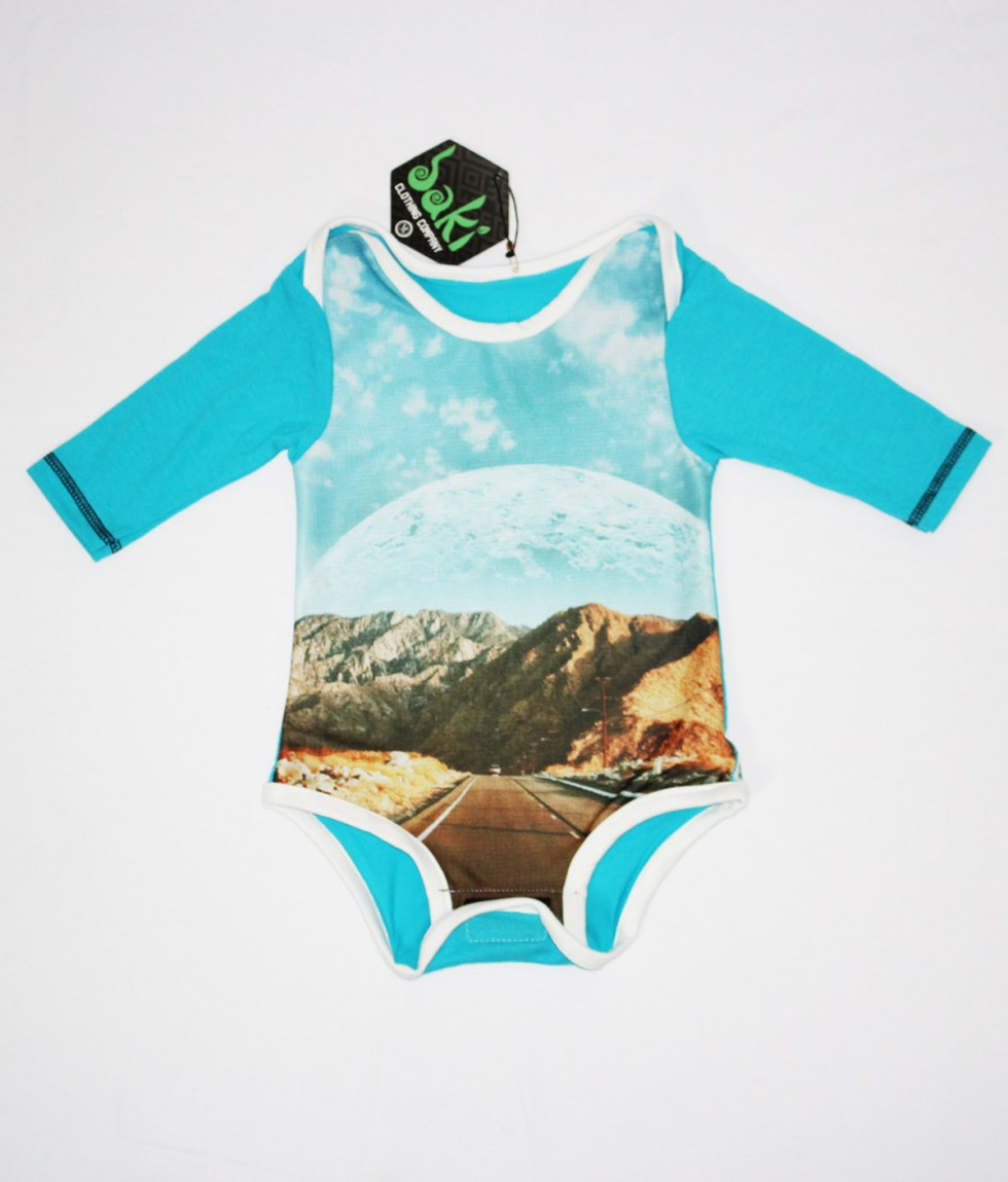 Bamboo Baby Apparel by Baki Clothing Company