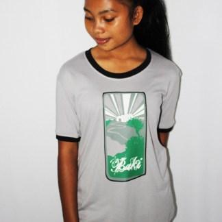 Bamboo Ladies T-shirts by Baki Clothing Company