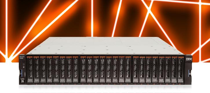 IBM Storwize V5010E Volume Shrink