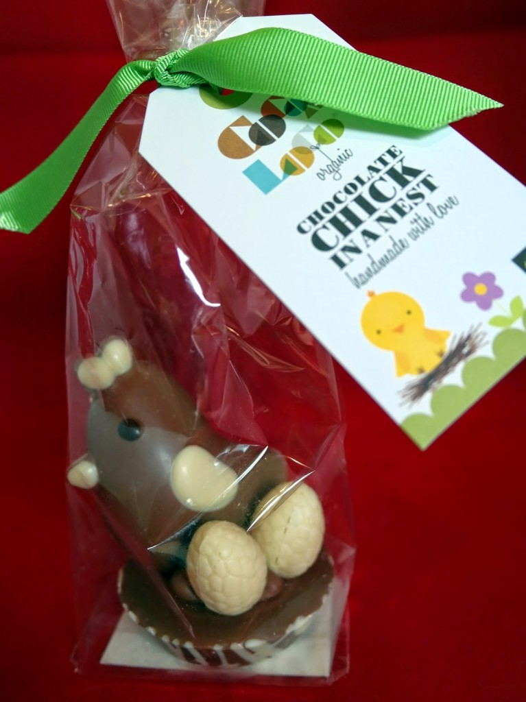 Easter gift guide 2015 bakingbar we also spotted the easter chicken in a nest which is a quirky alternative easter gift made with milk chocolate with dark and white chocolate decoration negle Images