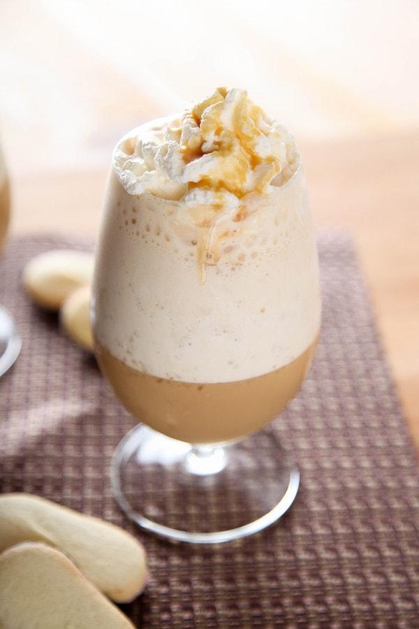 Vanilla Bean Frappuccino Tastes Just Like Starbucks