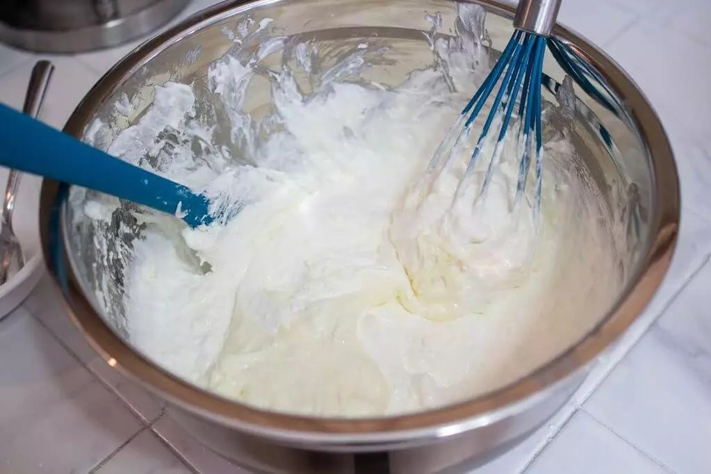 How to Mix Cake Batter Without a Mixer
