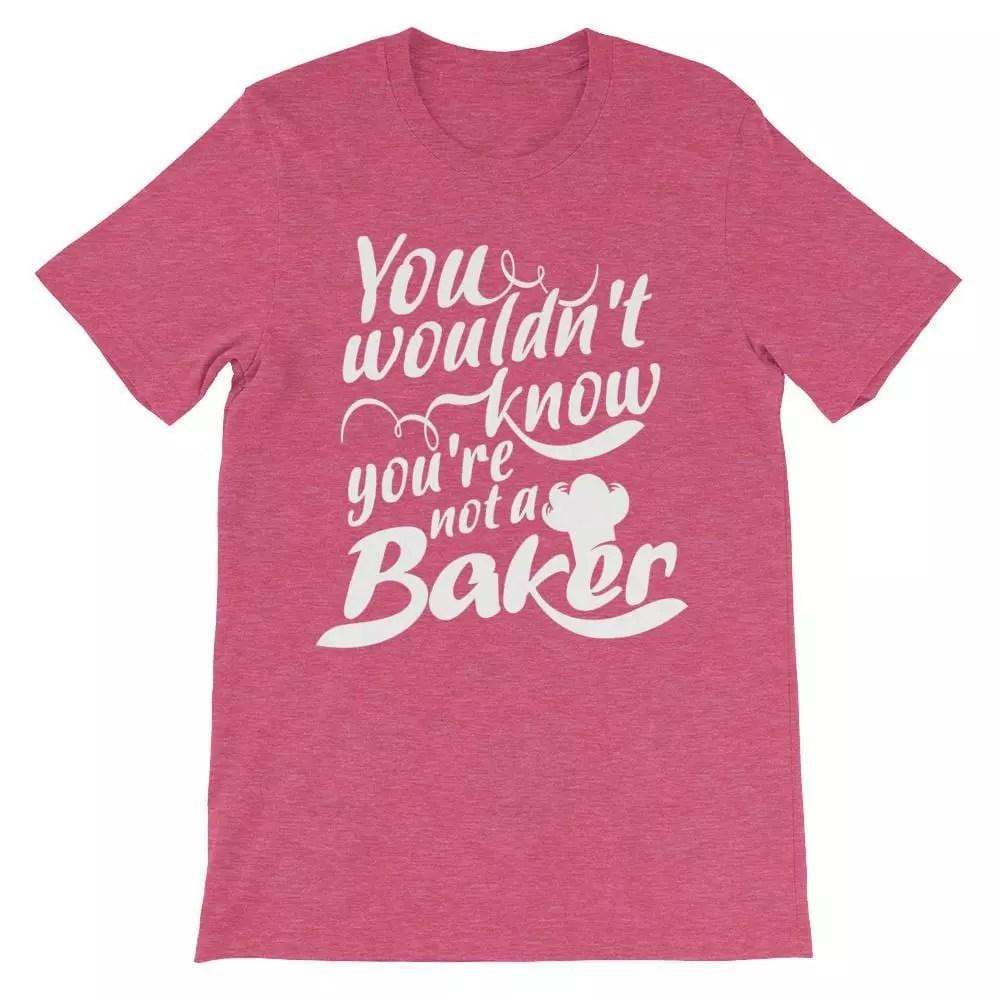 You're Not a Baker