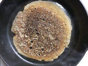 Buckwheat crepes -Crepe on a Pan