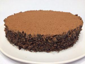 Royal chocolate cake Ready