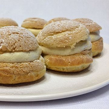 Choux Pastry Recipes