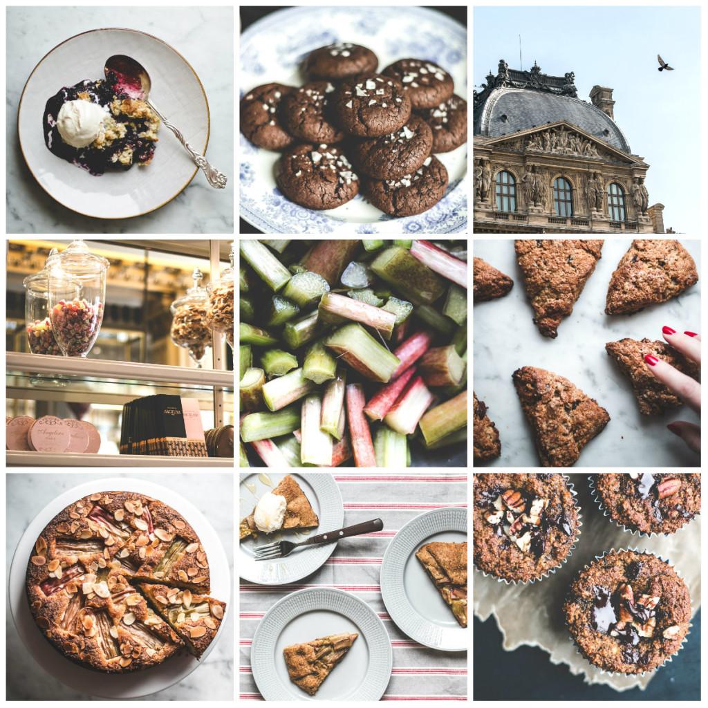 collage baking