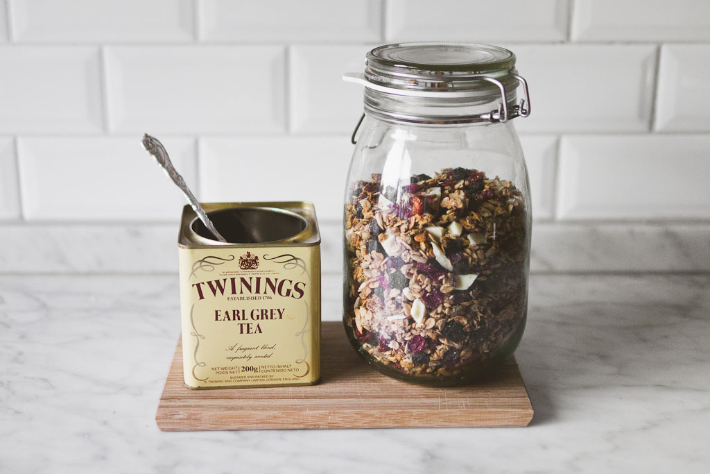 earl grey tea granola-1