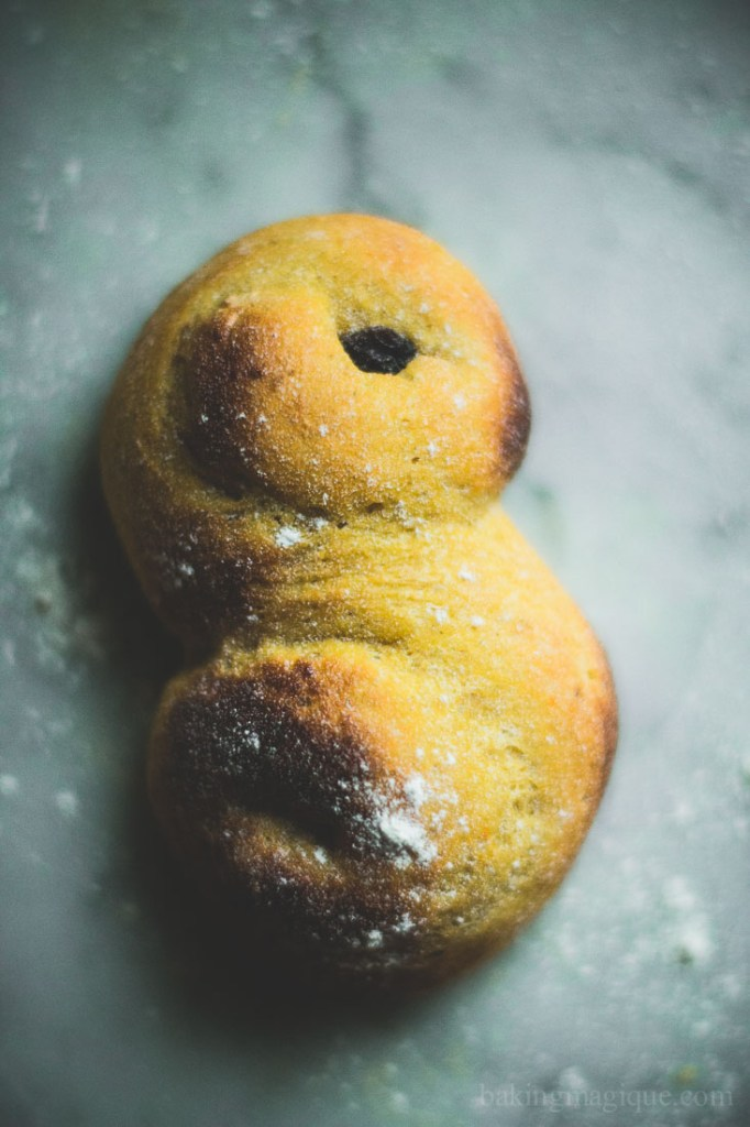 gluten free swedish saffron buns-6