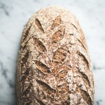 Seeded Gluten Free Sourdough Bread