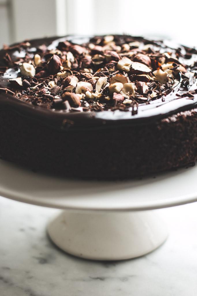 Nigella Flourless Chocolate Cake Almond