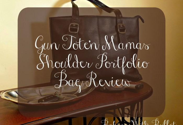 Gun Tote'n Mamas Shoulder Portfolio Review