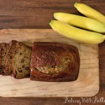 Greek Yogurt Banana Nut Bread