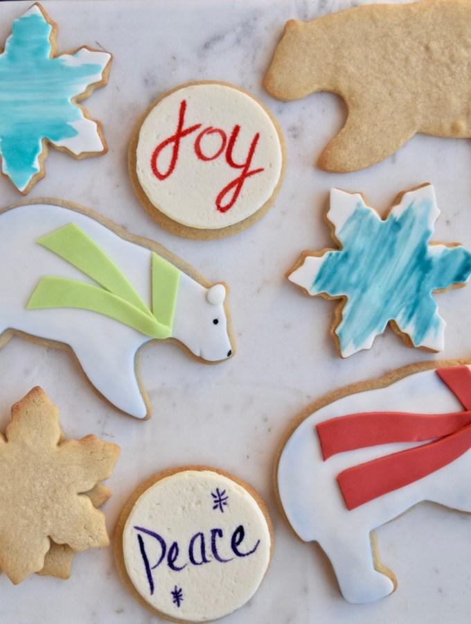 Irresistible Sugar Cookies