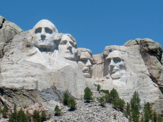 Mount Rushmore, Black Hills South Dakota