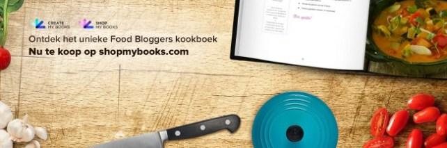 Link naar foodbloggers kookboek