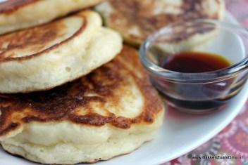 Pannenkoeken, nationale pannenkoekendag, drie in de pan, recept drie in de pan, Nationale Pannenkoekendag, Drie in de pan met stroop
