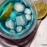 Happy Hour – Blue Kamikaze