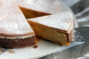 Gecondenseerde melk taart (14)
