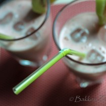 Kiwi Aardbeien Smoothie-8