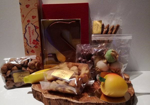 Sinterklaas - Ambachtelijke Bakkerij Peters - Leens