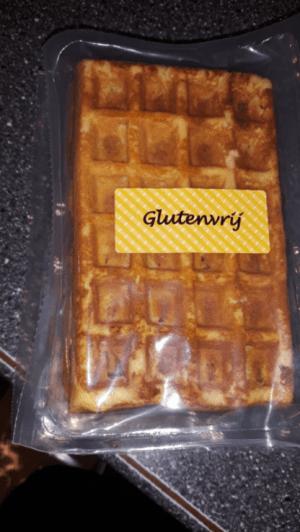 Wafel glutenvrij