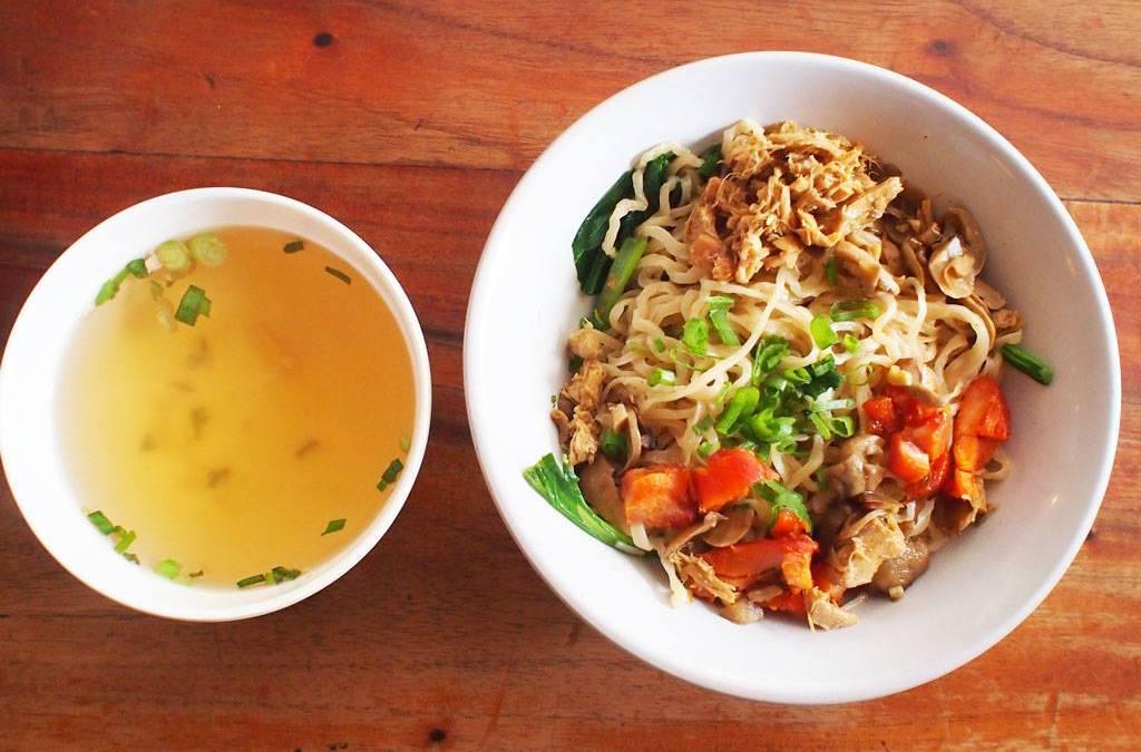 Mangkok Ayam, Supermarket Setiabudi – Bandung