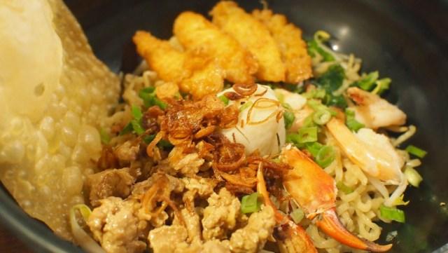 Pontianak Crab Noodle Bong Kopi Town Kelapa Gading