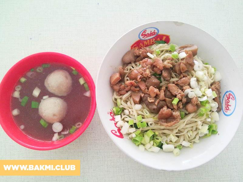 Mie Ayam Cun Cun, Kramat Sentiong, Jakarta Pusat