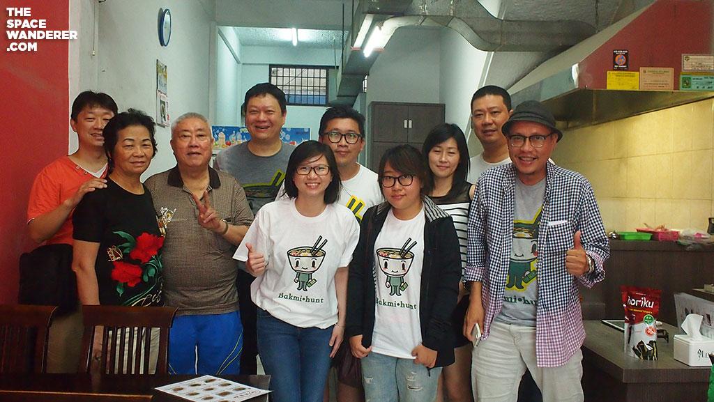 Keluarga Besar Mie Zhou dan Bakmi.Club