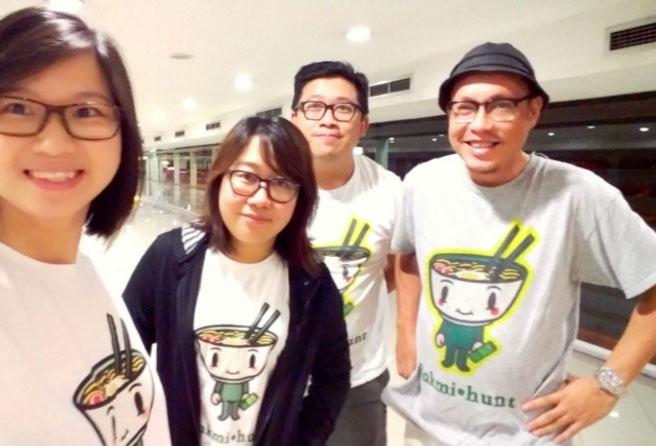 Bakmi Terlezat kota Medan