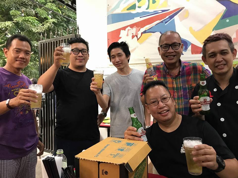 Bakmi Club x Ho Liaw x Bali Hai x Amyrea