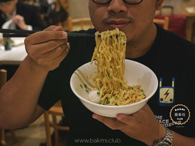 Li Xin Teo Chew Fish Ball Noodle is delicious