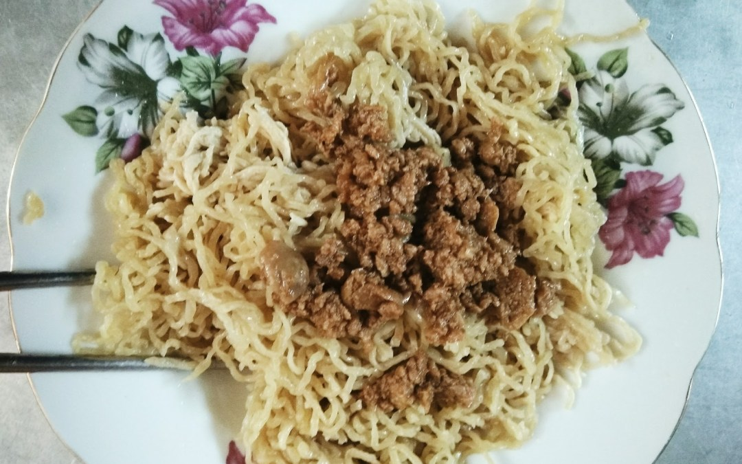 Buck Mee Bakmi Do It Yourself