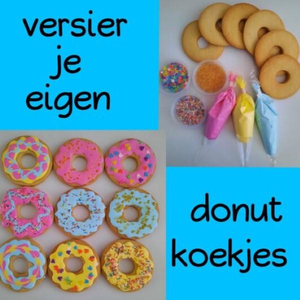 donut koekjes 1