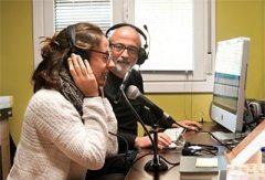 Audio grabaketa Bakunen estudioan