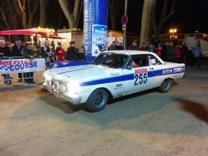 Ford Falcon Sprint 2