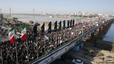 صورة إيران: ردنا على اغتيال قاسم سليماني انتهى