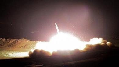 """صورة إيران تستهدف القوات الأميركية في العراق و""""البنتاغون"""" يقيم الأضرار"""