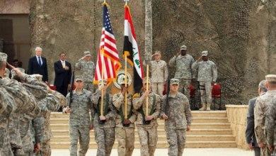 """صورة الجيش الأميركي يبلغ العراق باتخاذه إجراءات لـ""""الخروج"""" من البلاد"""