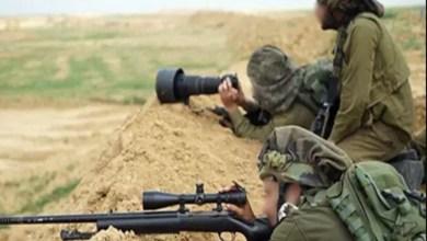 صورة اصابة مواطن.. والاحتلال يزعم تعرض قواته لنيران قناص من الجهاد