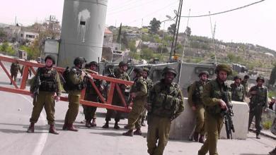 صورة الاحتلال يغلق معابر غزة والضفة ليلة الاحد القادم