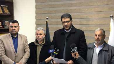 صورة الصحة بغزة تعلن إصابة مواطنين اثنين بفيروس كورونا عادا الخميس من باكستان
