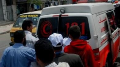 صورة الشرطة: مقتل مواطن على يد شقيقه خلال شجار بخانيونس