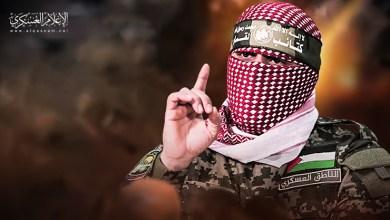 صورة كتائب القسام : المقاومة تعتبر قرار الضم إعلان حرب على شعبنا ولن تقف مكتوفة الأيدي