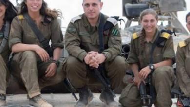 """صورة مجندة """"إسرائيلية"""" كادت ان تشعل حرباً مع حزب الله"""