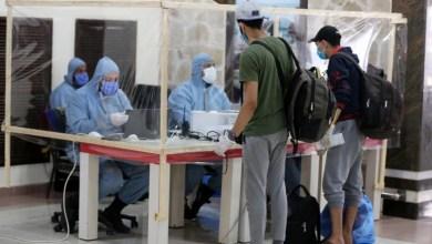 """صورة """"الداخلية"""" بغزة: كافة الخدمات الممكنة متوفرة بين أيدي المستضافين بمراكز الحجر الصحي"""