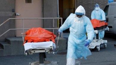 صورة الخارجية: تسجيل أول حالة وفاة لفلسطيني بفيروس كورونا في ليبيا